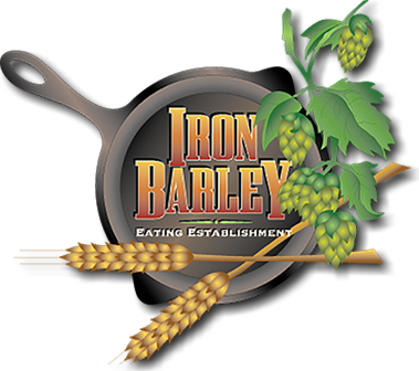 Iron Barley BBQ and Catering restaurant in St Louis Logo